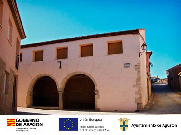El Ayuntamiento de Aguatón se beneficia de las subvenciones del INAEM para la contratación