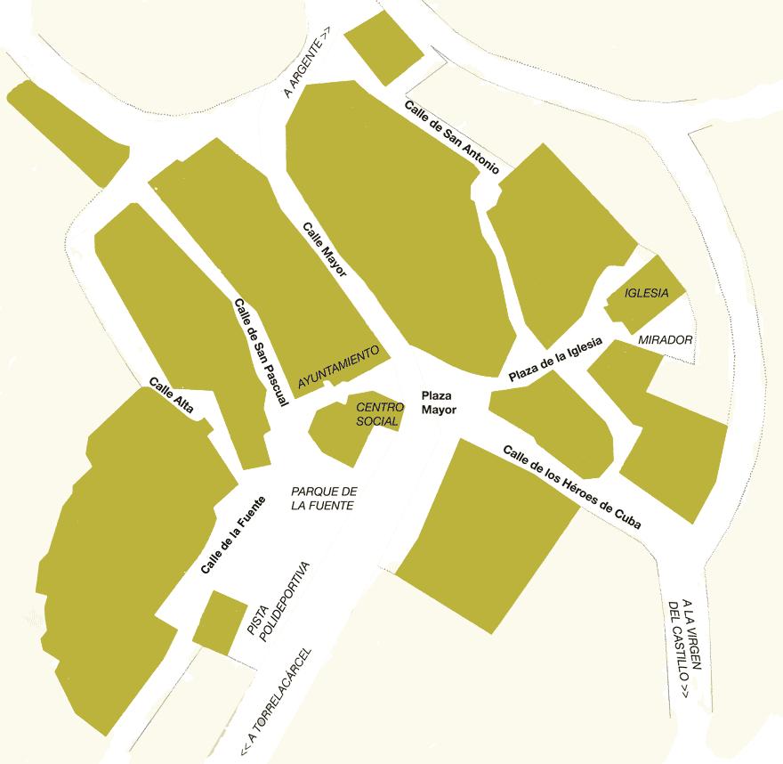 Plano de Aguatón